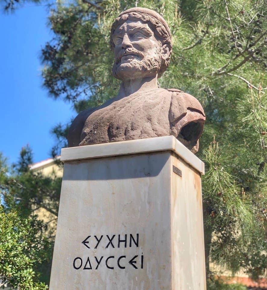 ithaca odysseus