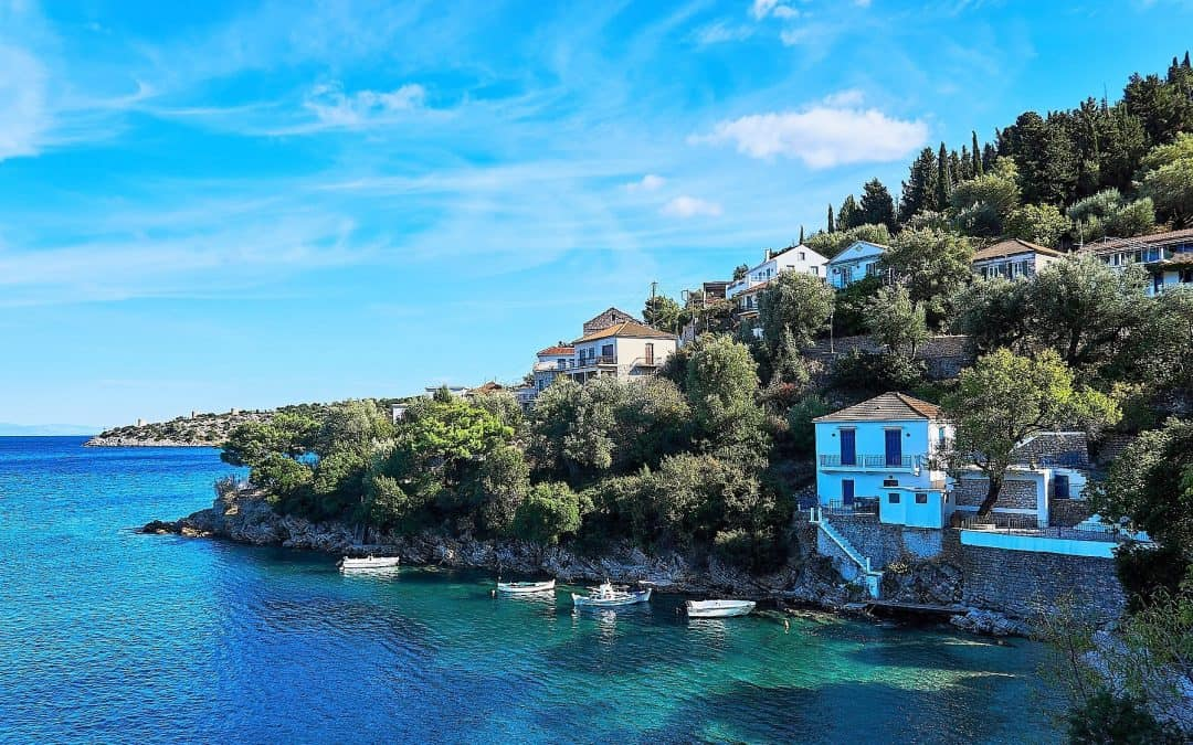 Follow in the footsteps of Odysseus: Visit the island of Ithaca, Greece