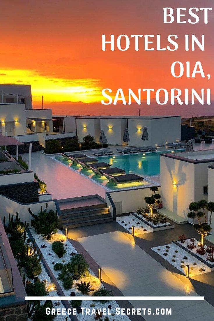 oia hotels
