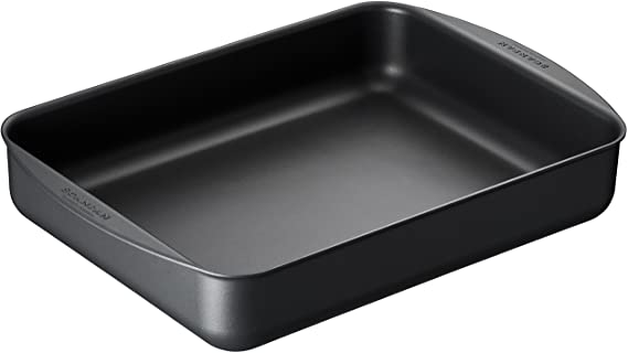 Deep roasting pan