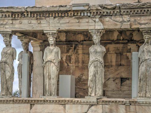 greek mythology places