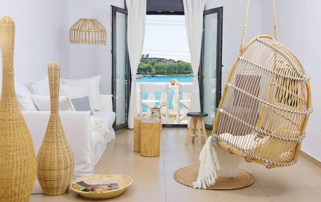 airbnb in crete