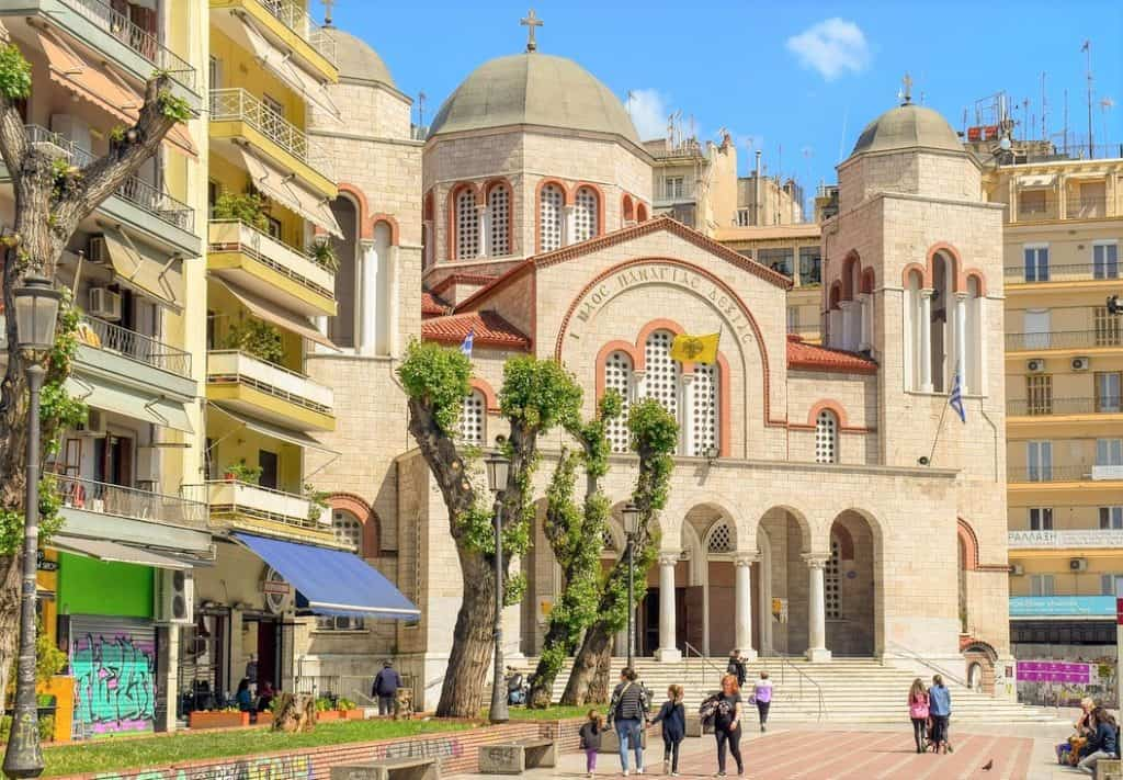 things to do in thessaloniki