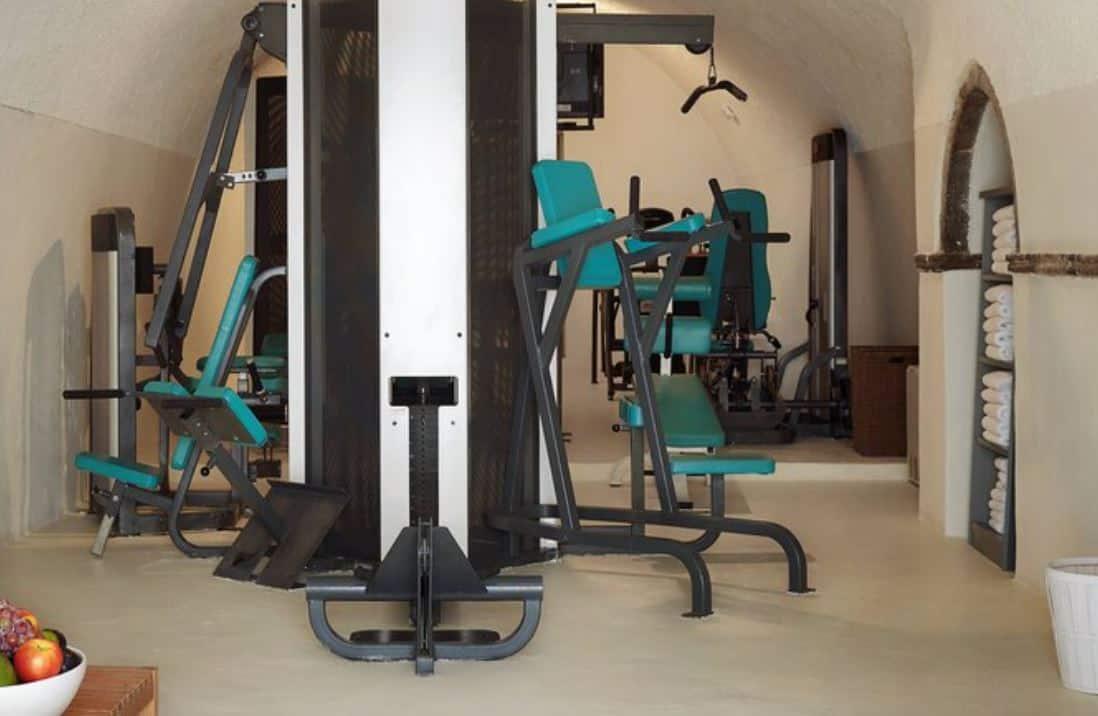 Gym Vedema