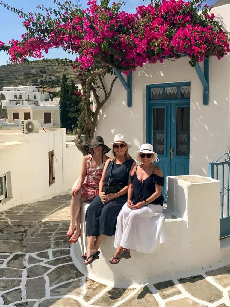 where to stay Paros