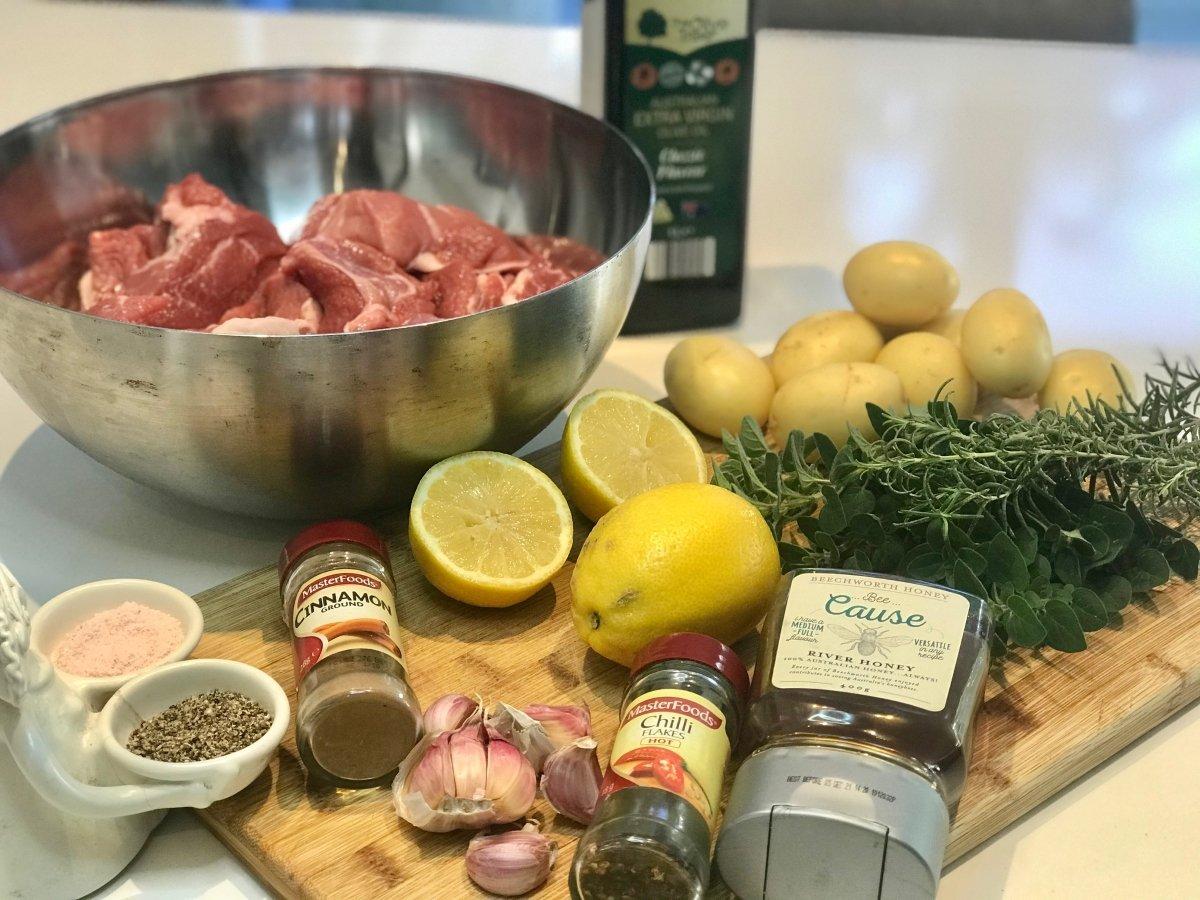 lamb ingredients