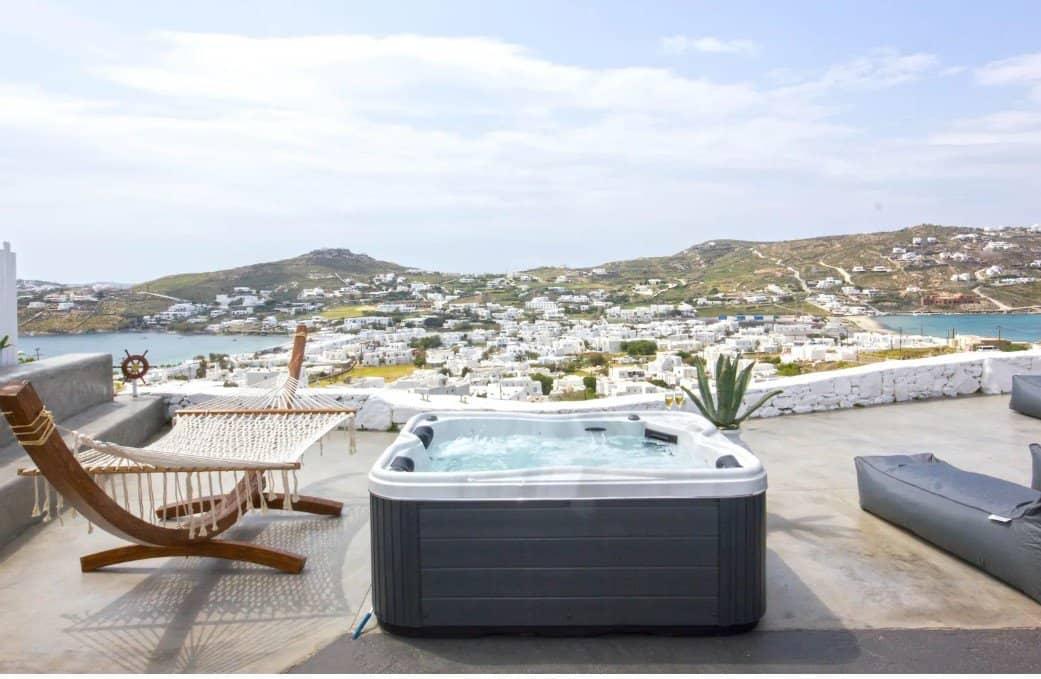 airbnbs in mykonos