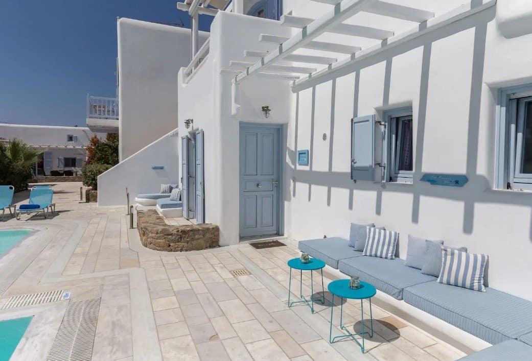 Airbnbs Mykonos