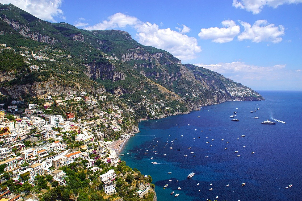 italy and greece itinerary